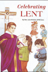 Catholic Book Publishing Celebrating Lent, by Rev. Jude Winkler