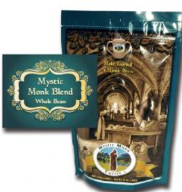 Mystic Monk Mystic Monk Blend-whole