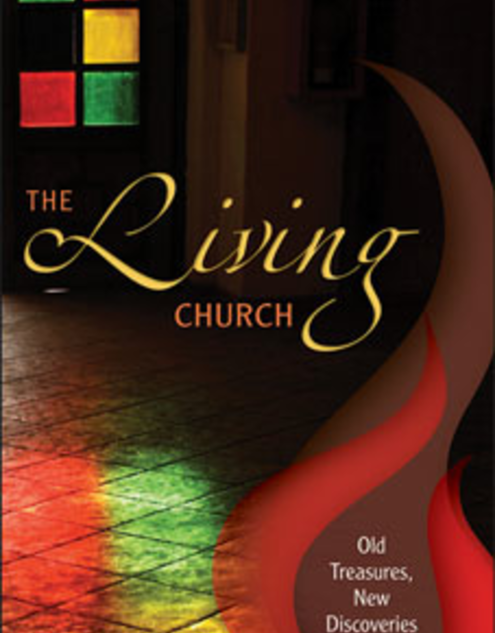 Liguori Press The Living Church: Old Treasures, New Discoveries, by Christopher M. Bellitto (paperback)