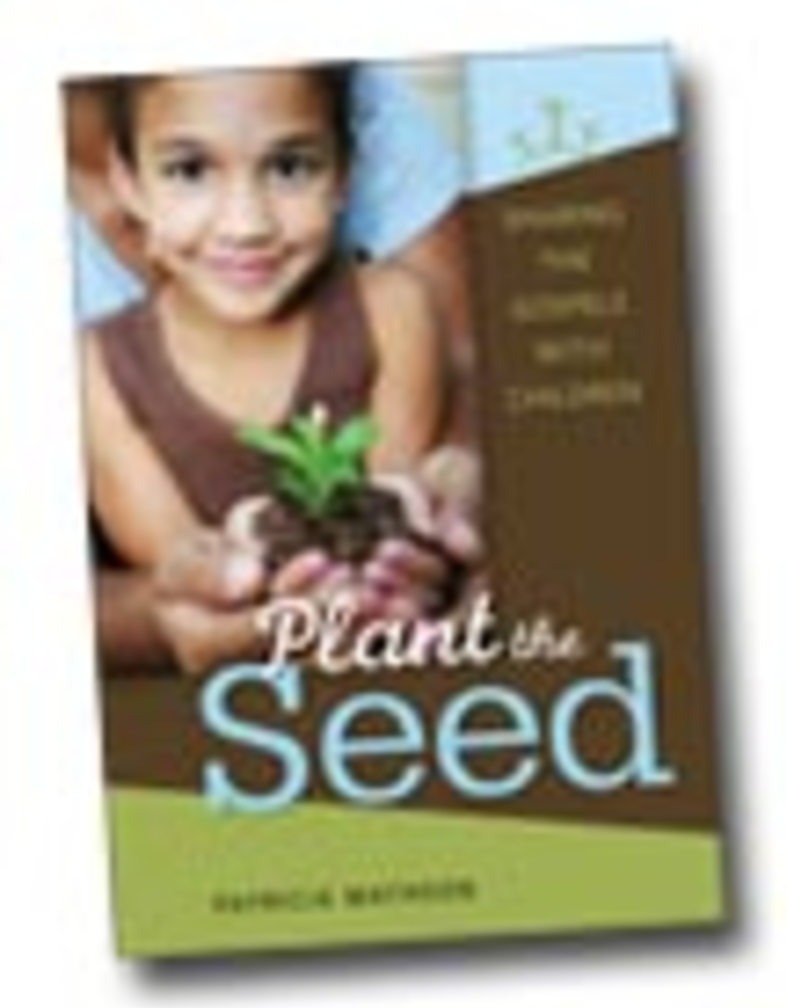 Liguori Press Plant the Seed: Sharing the Gospels with Children, by Patricia Mathson (paperback)