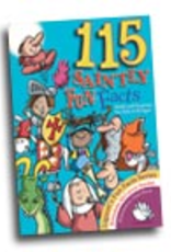 Liguori Press 115 Saintly Fun Facts, by Bernadette McCarver Snyder (paperback)