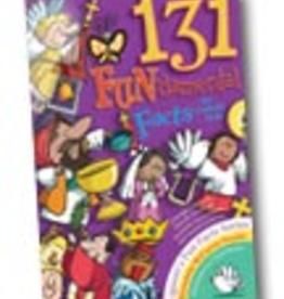 Liguori Press 131 FUN-damental Facts for Catholic Kids: Liturgy, Litanies, Rituals, Rosaries, Symbols, Sacraments and Sacred Surprises. By Bernadette McCarver Snyder, Ilustrated by Chris Sharp. (paperback)