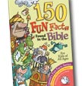 Liguori Press 150 Fun Facts Found in the Bible, by Bernadette McCarver Snyder (paperback)