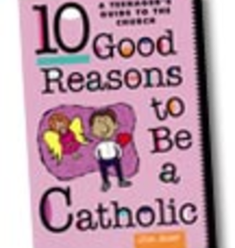 Liguori Press 10 Good Reasons to Be a Catholic: A Teenager's Guide to the Church, by Jim Auer (paperback)