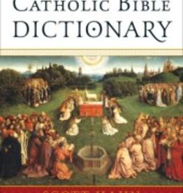 Random House Catholic Bible Dictionary, edited by Scott Hahn (hardcover)