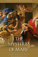Tan Books The Mysteries of Mary, by Rev. Fr. Marie Dominique Philippe (paperback)