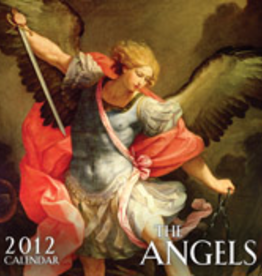 Tan Books 2013 The Angels and Saints Wall Calendar