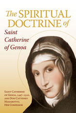 Tan Books Spiritual Doctrine of St. Catherine of Genoa, by St. Catherine & Don Cattaneo Marabotto