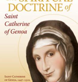 Tan Books Spiritual Doctrine of St. Catherine of Genoa, by St. Catherine & Don Cattaneo Marabotto