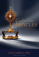 Tan Books Eucharistic Miracles, by Joan Carroll Cruz (paperback)