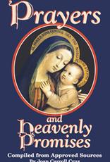 Tan Books Prayers and Heavenly Promises, by Joan Carroll Cruz (paperback)