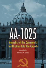 Tan Books AA-1025:  Memoirs of the Communist Infiltration into the Church, by Marie Carre (paperback)