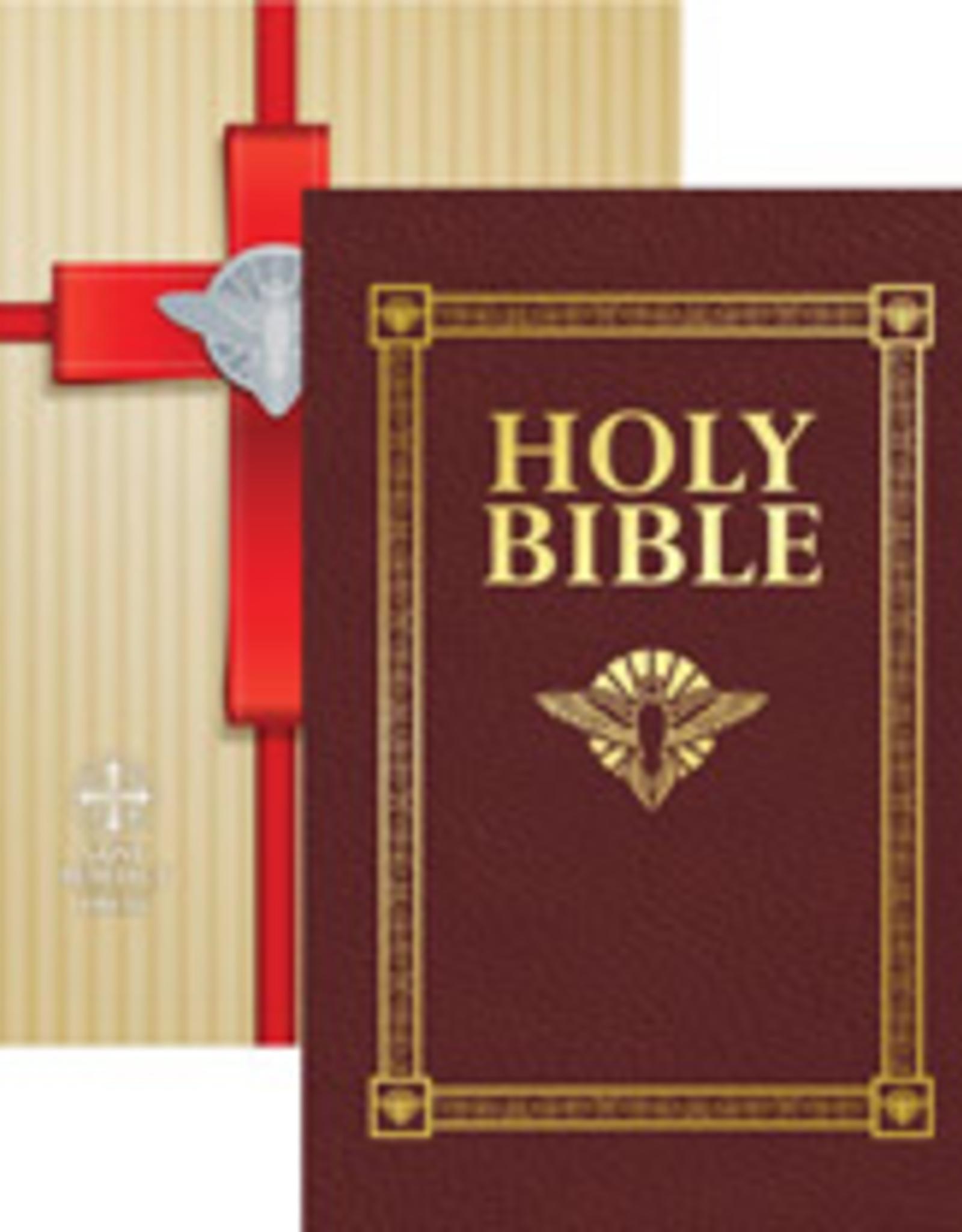 Tan Books Douay-Rheims Bible (Confirmation Gift, Hardcover)