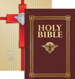 Tan Books Douay-Rheims Bible (Confirmation Gift, Hardcover)