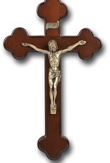 """WJ Hirten Dark Cherry Cross Museum Gold Corpus 10"""""""
