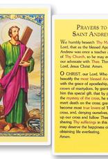WJ Hirten St. Andrew Holy Cards (25/pk)