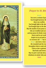 WJ Hirten St. Brigid Holy Cards (25/pk)