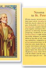 WJ Hirten St. Peter Holy Cards (25/pk)