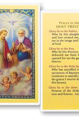 WJ Hirten Prayer to the Holy Trinity Holy Cards (25/pk)