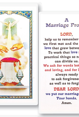 WJ Hirten A Marriage Prayer Holy Cards (25/pk)