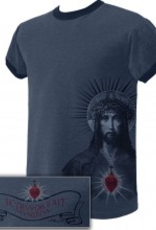 Nelson/Catholic to the Max For God So Loved the World Ringer T-Shirt