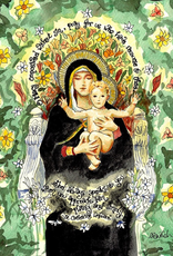 Dovetail Ink Dovetail Ink:  Our Lady of the Lilies All Occasion Cards (8pk, 8 envelopes)