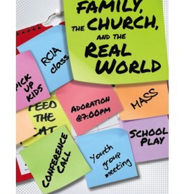 Liguori Family, Church, and the Real World, by Liguori (paperback)