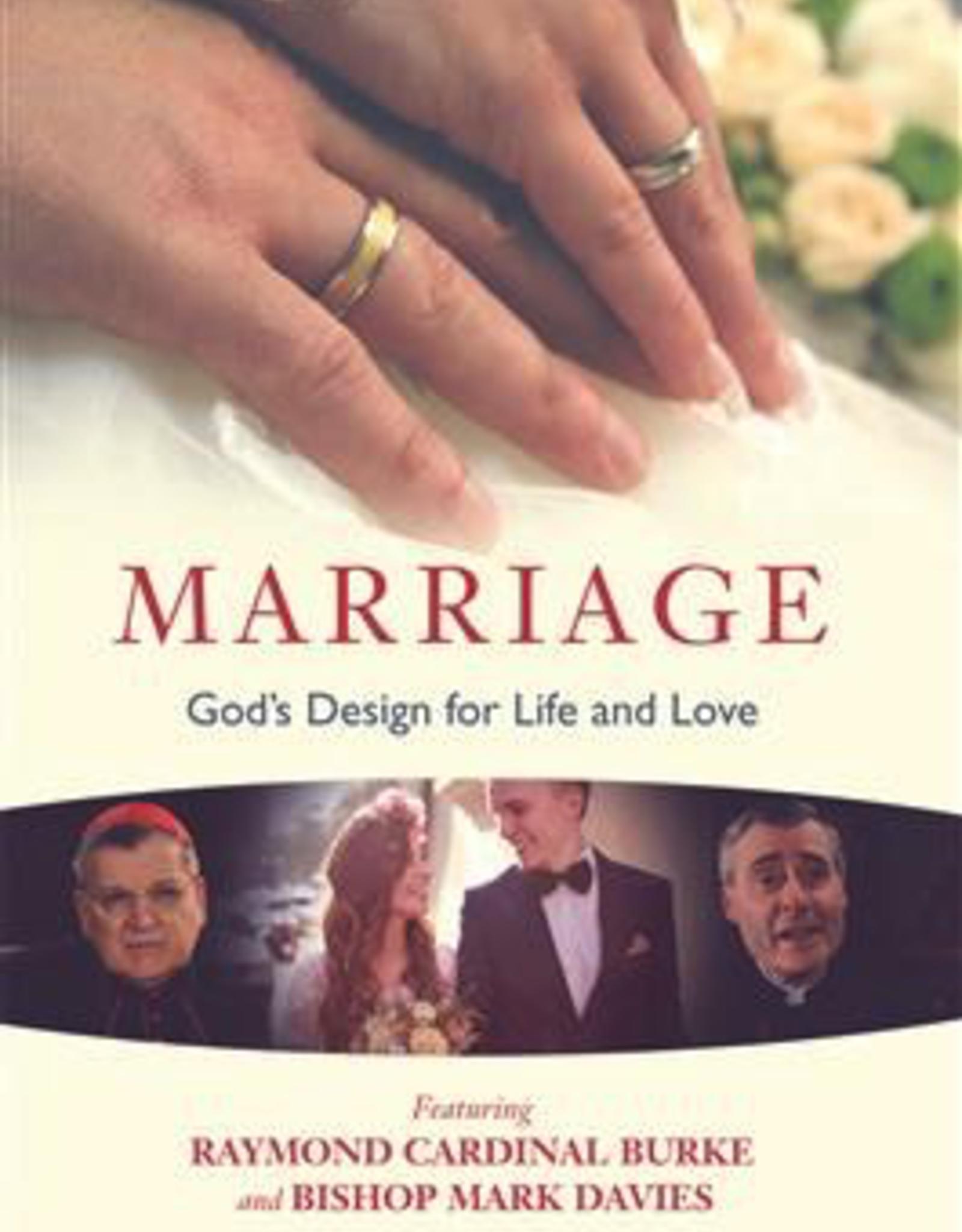 Ignatius Press Marriage:  God‰Ûªs Design for Life and Love (DVD)