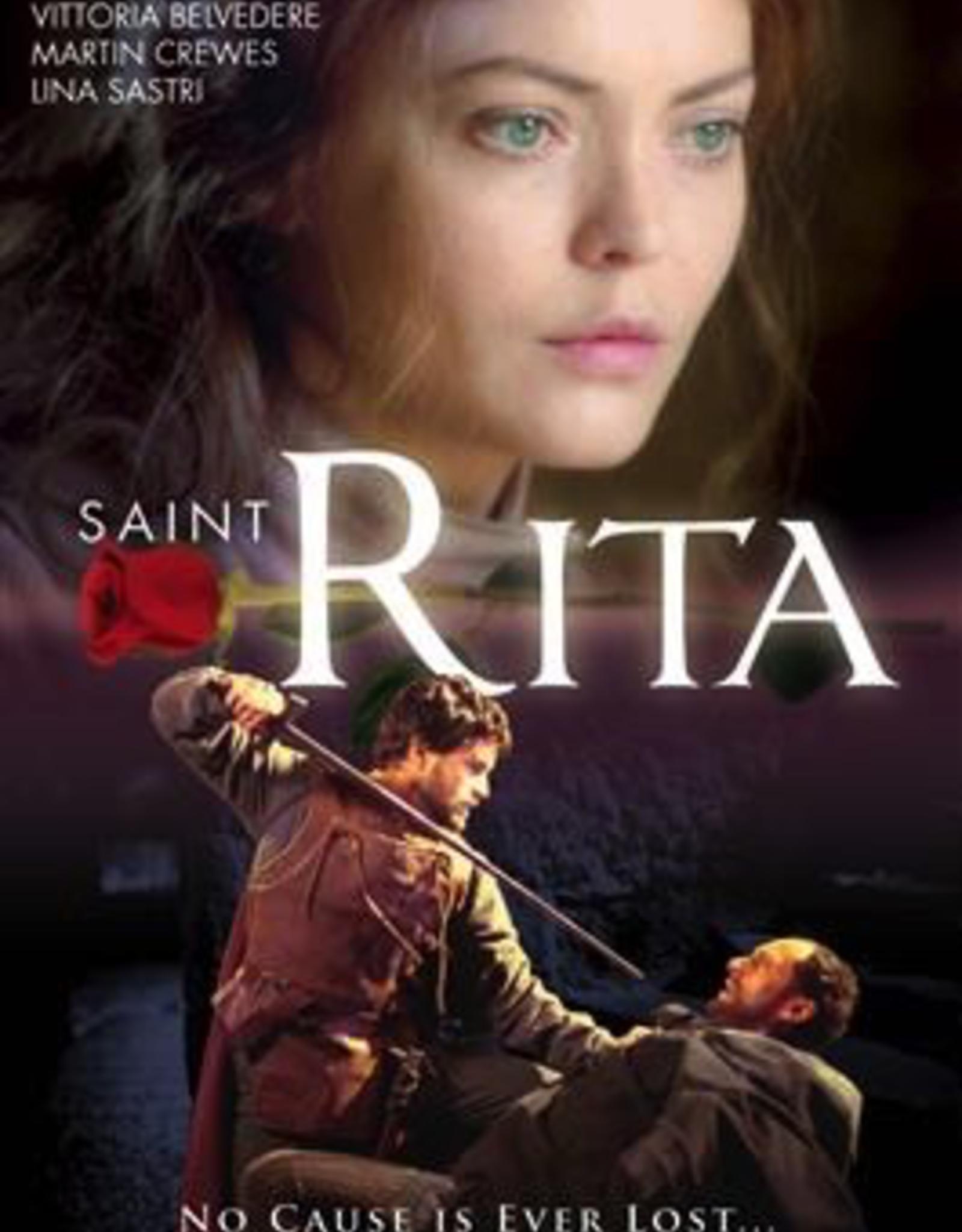 Ignatius Press Saint Rita (DVD)