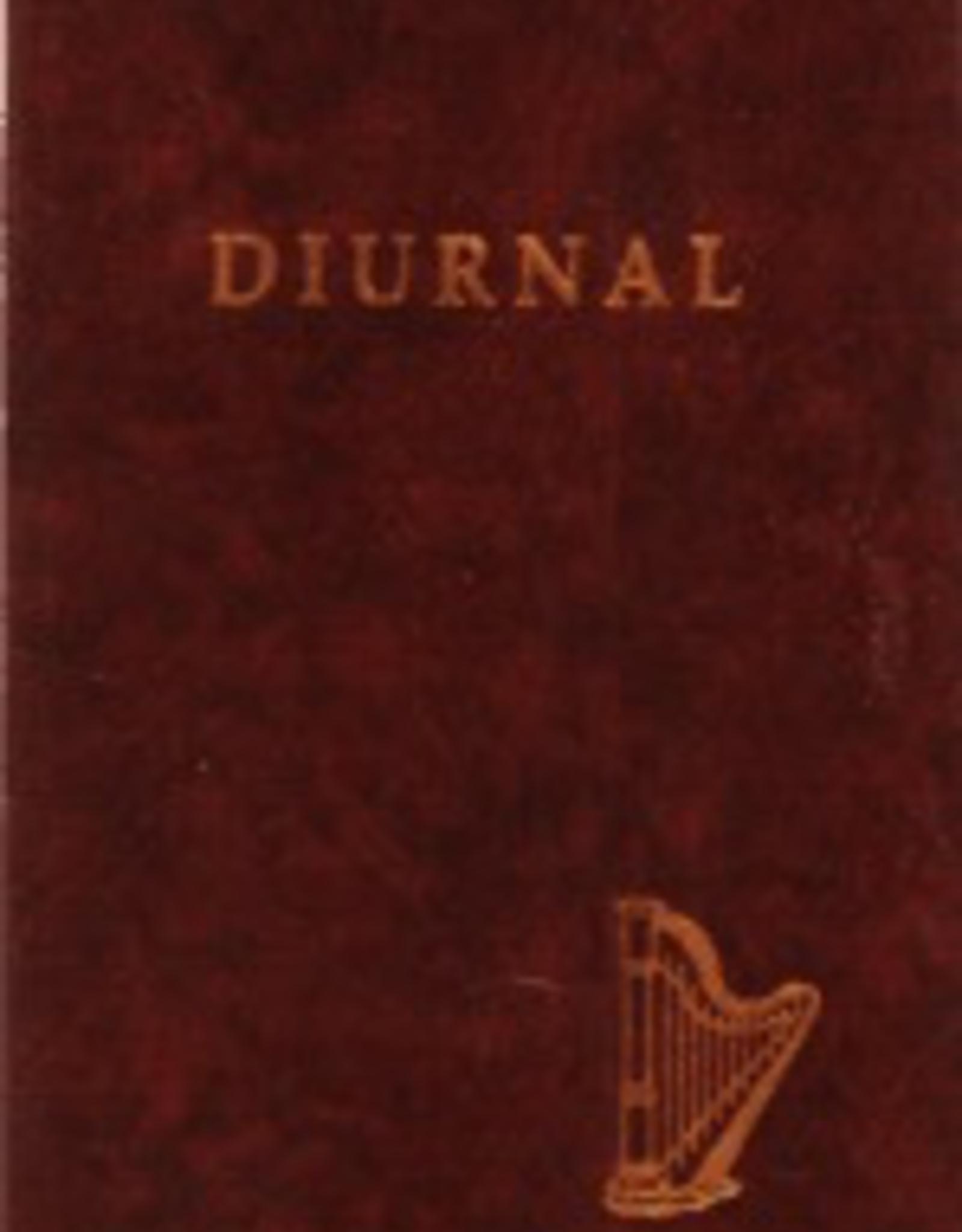 Paulinas Diurnal:  La Liturgia de las Horas: la oraciÌ_n de la ma̱ana y de la tarde