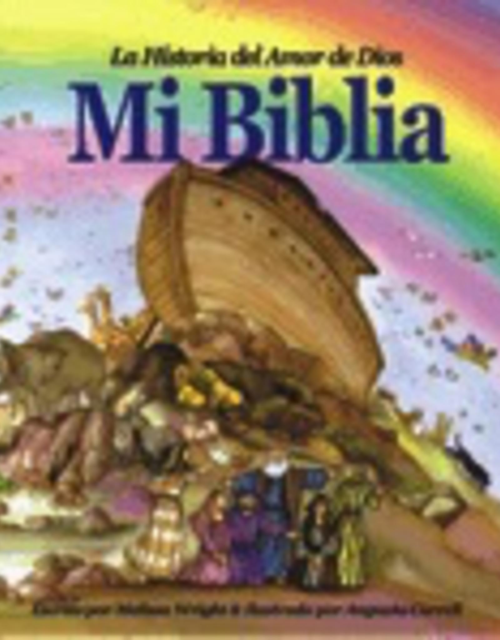 Paulinas Mi Biblia, Tapa Dura