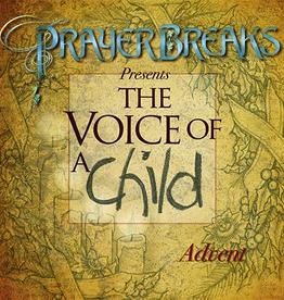 Michael John Poirier The Voice of a Child (Advent, by John Michael Poirier)(CD)