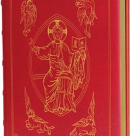 Midwest Theological Forum Book of the Gospels (Genuine Leather)