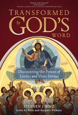 Ave Maria Press Transformed by God‰Ûªs Love:  Discvoering the Power of Lectio and Visio Divina, by Stephen Binz (paperback)