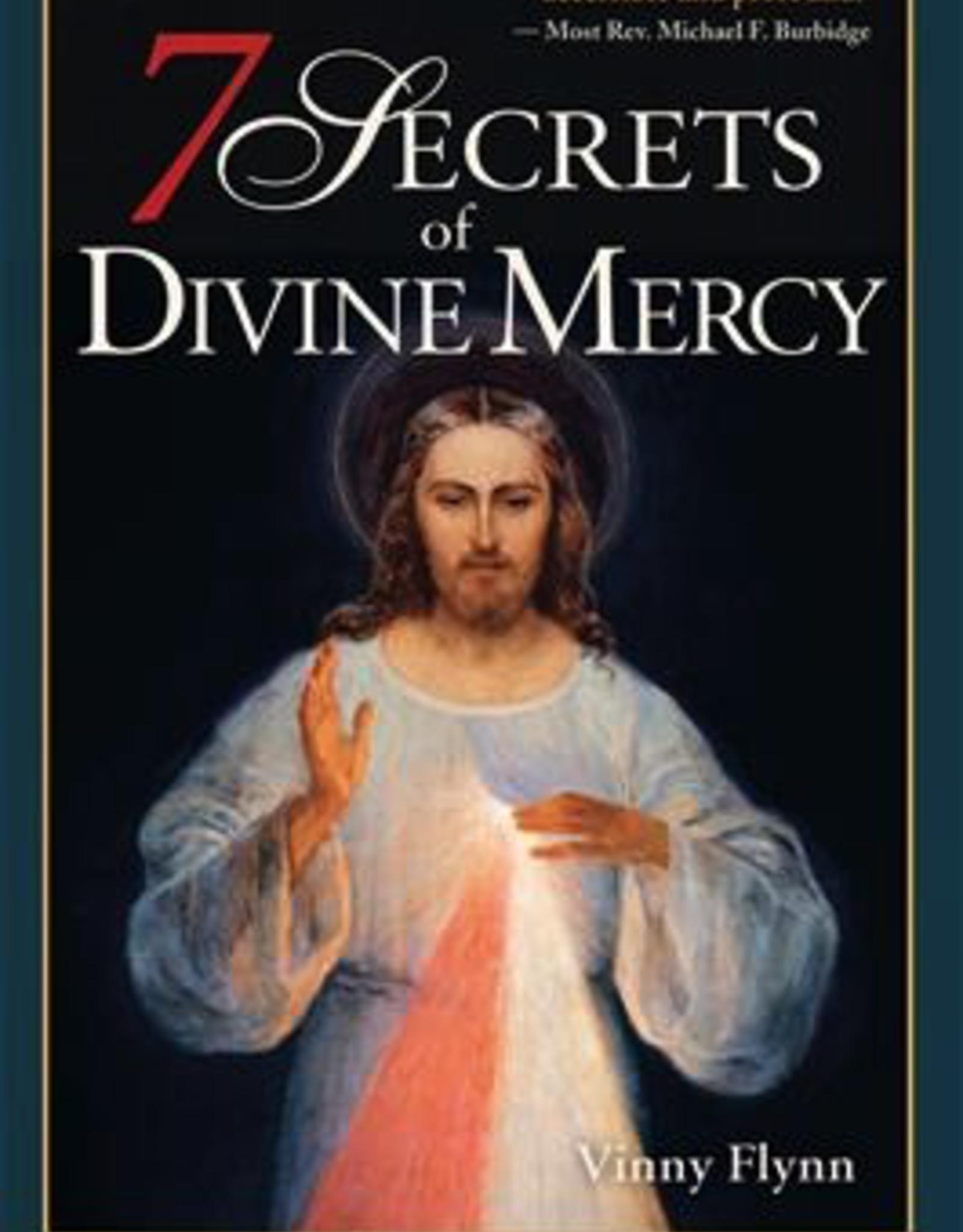 Ignatius Press 7 Secrets of Divine Mercy, by Vinny Flynn (paperback)