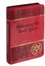 Catholic Book Publishing Following The Holy Spirit (Imitation Leather)