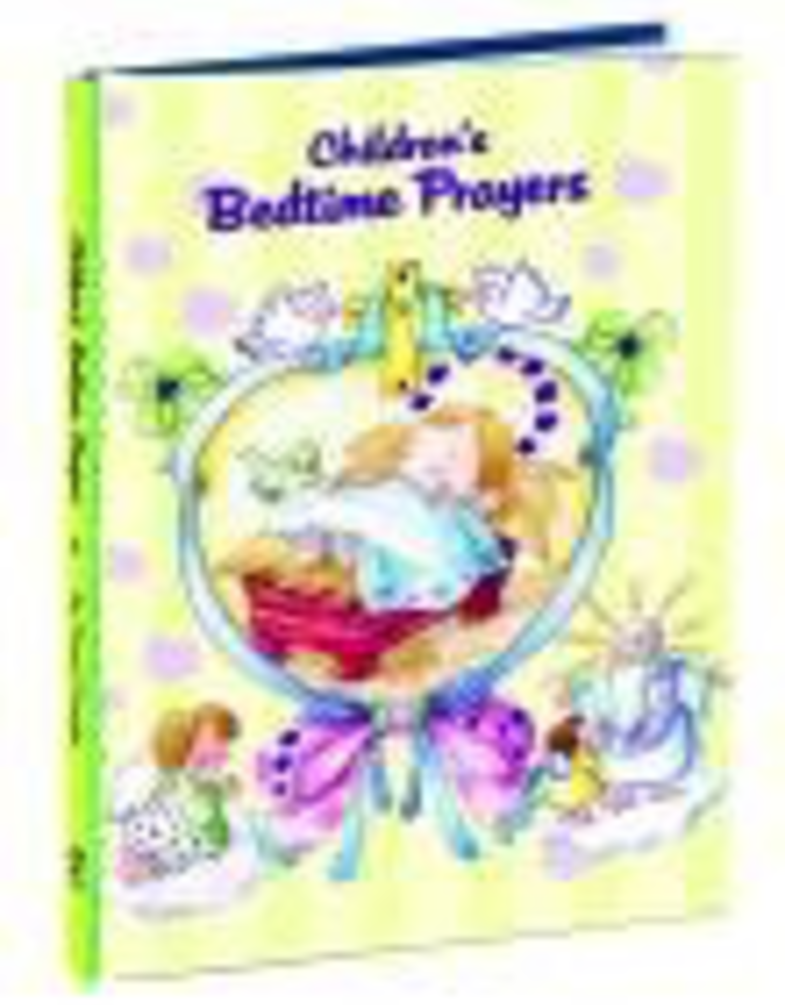 Catholic Book Publishing Children's Bedtime Prayers, by Thomas Donaghy (padded hardcover)