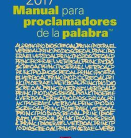 Liturgical Training Press Manual para prolamadores de la palabra 2017