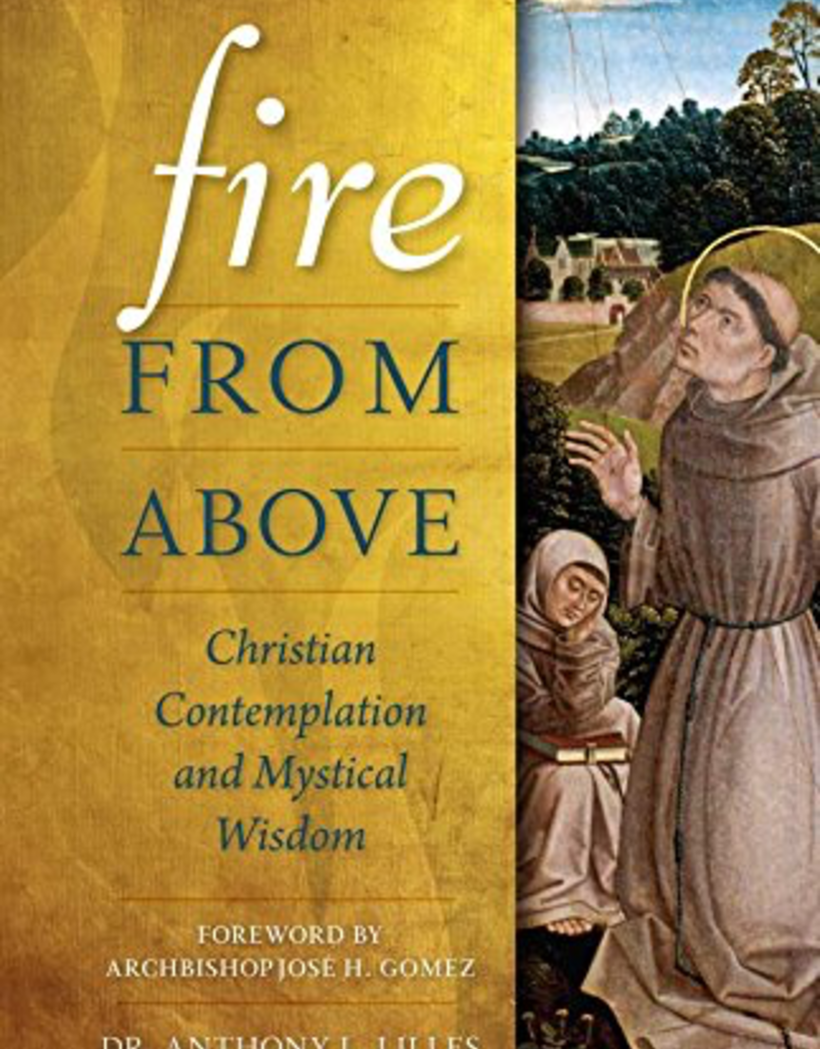 Sophia Institute Fire From Above: Christian Contemplation and Mystical Wisdom by Dr. Anthony L. Lililes