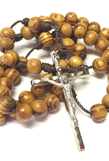 BC Inspirations BC Inspirations:  Handcrafted Burly Wood Soldier's Rosary