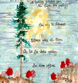 Dovetail Ink Dovetail Ink: St. Teresa of Avila All Occasion Gift Cards (8pk, 8 envelopes)