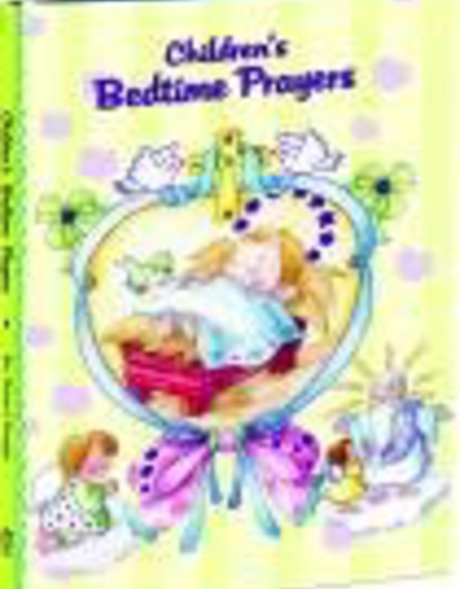 Catholic Book Publishing Children's Bedtime Prayers, by Thomas J. Donaghy (padded)