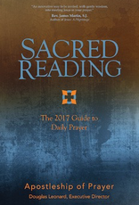 Ave Maria Press Sacred Reading:  The 2017 Guide to Daily Prayer (paperback)