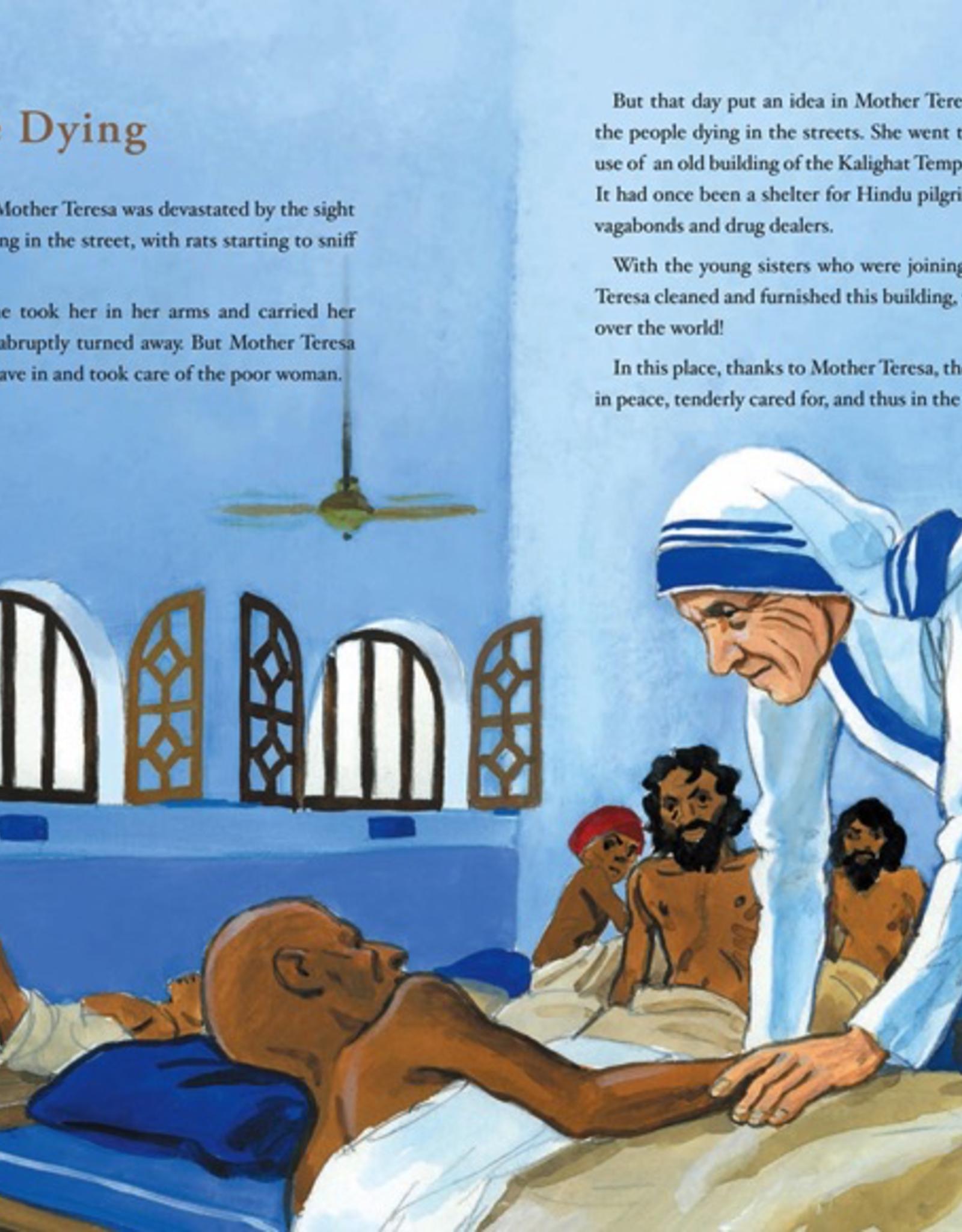 Ignatius Press Mother Teresa of Calcutta; by Francine Bay and Emmanuel Beaudesson
