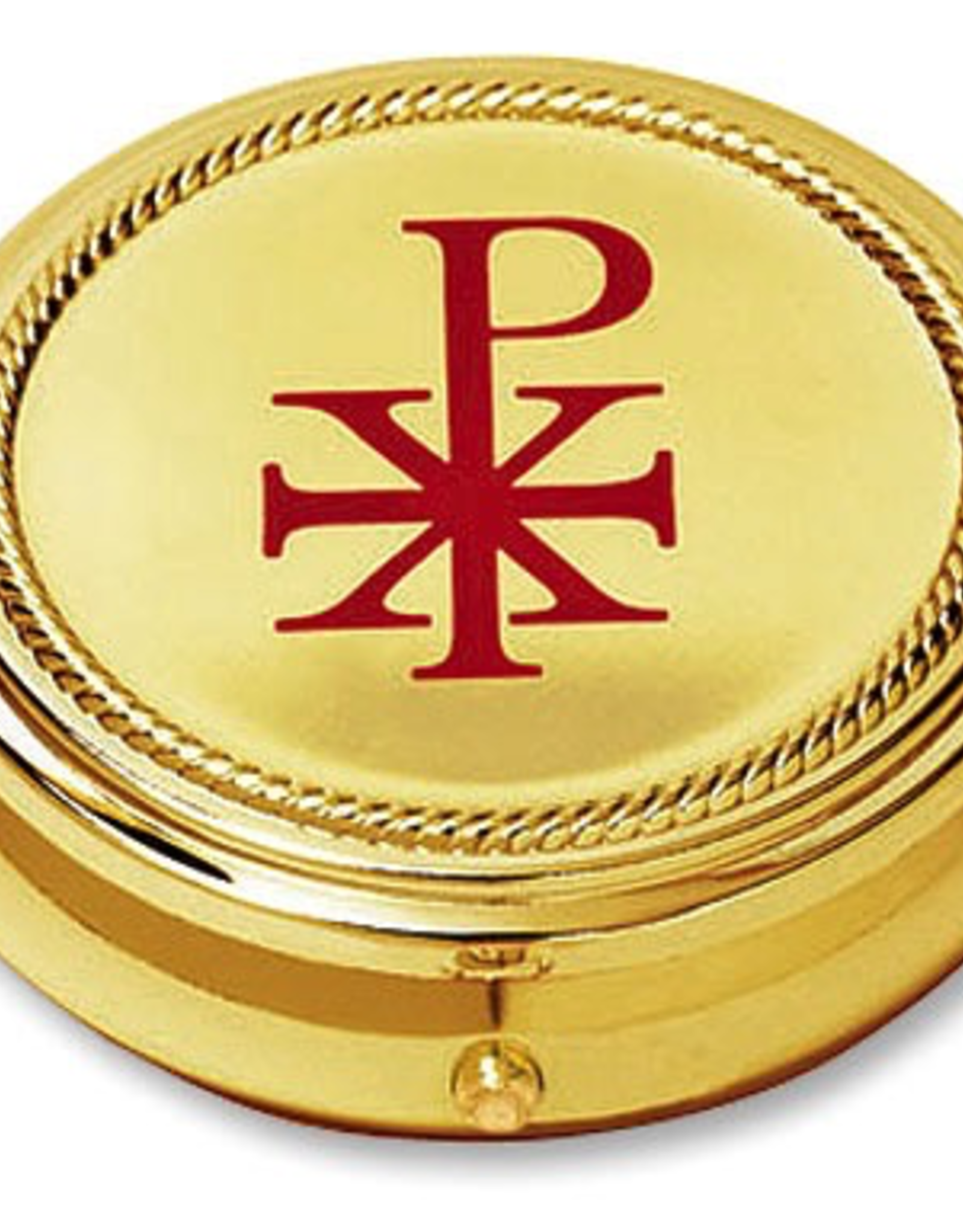 Christian Brands Chi Rho Pyx (20-25 Hosts)