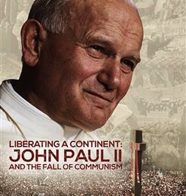 Ignatius Press Liberating A Continent: John Paul II and the Fathh of Communism (DVD)