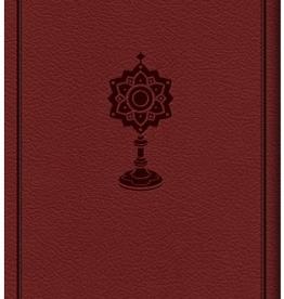 Tan Books Manual for Eucharistic Adoration (leather)