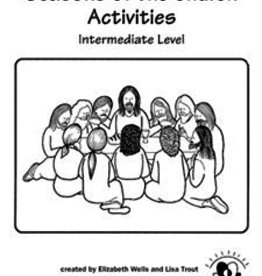 Paulist Press Seasons of the Church: Activity Book—Intermediate, by Lisa Trout (paperback)