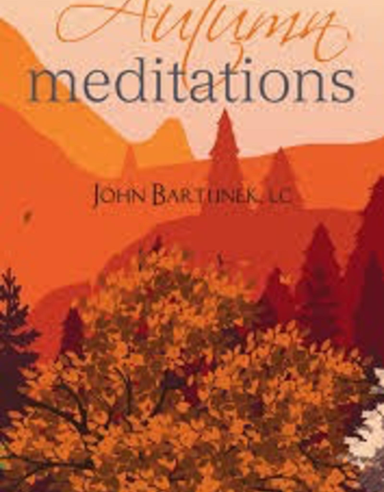 Liguori Press Autumn Mediations, by Fr. John Bartunek (paperback)