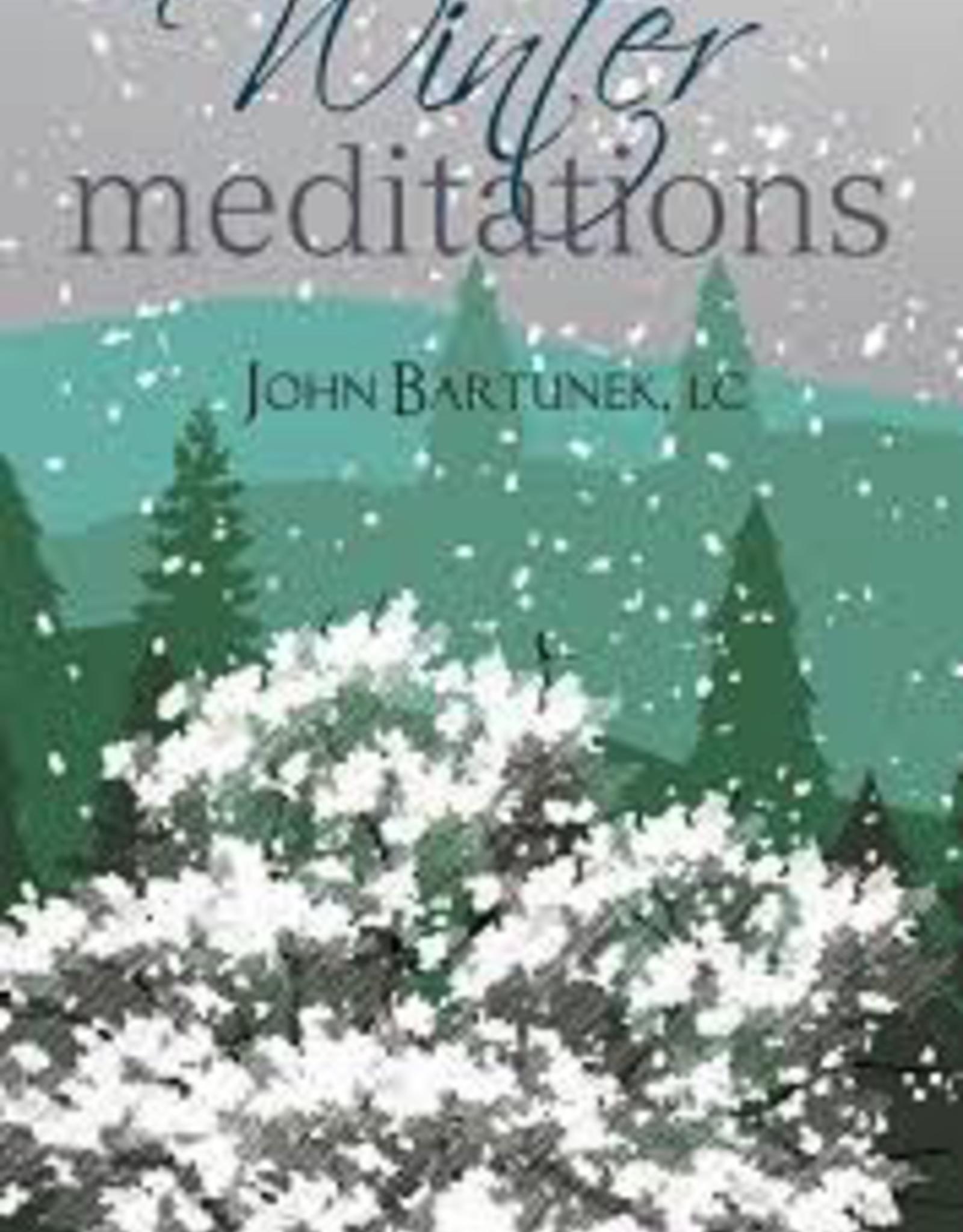 Liguori Press Winter Meditations, by Fr. John Bartunek (paperback)